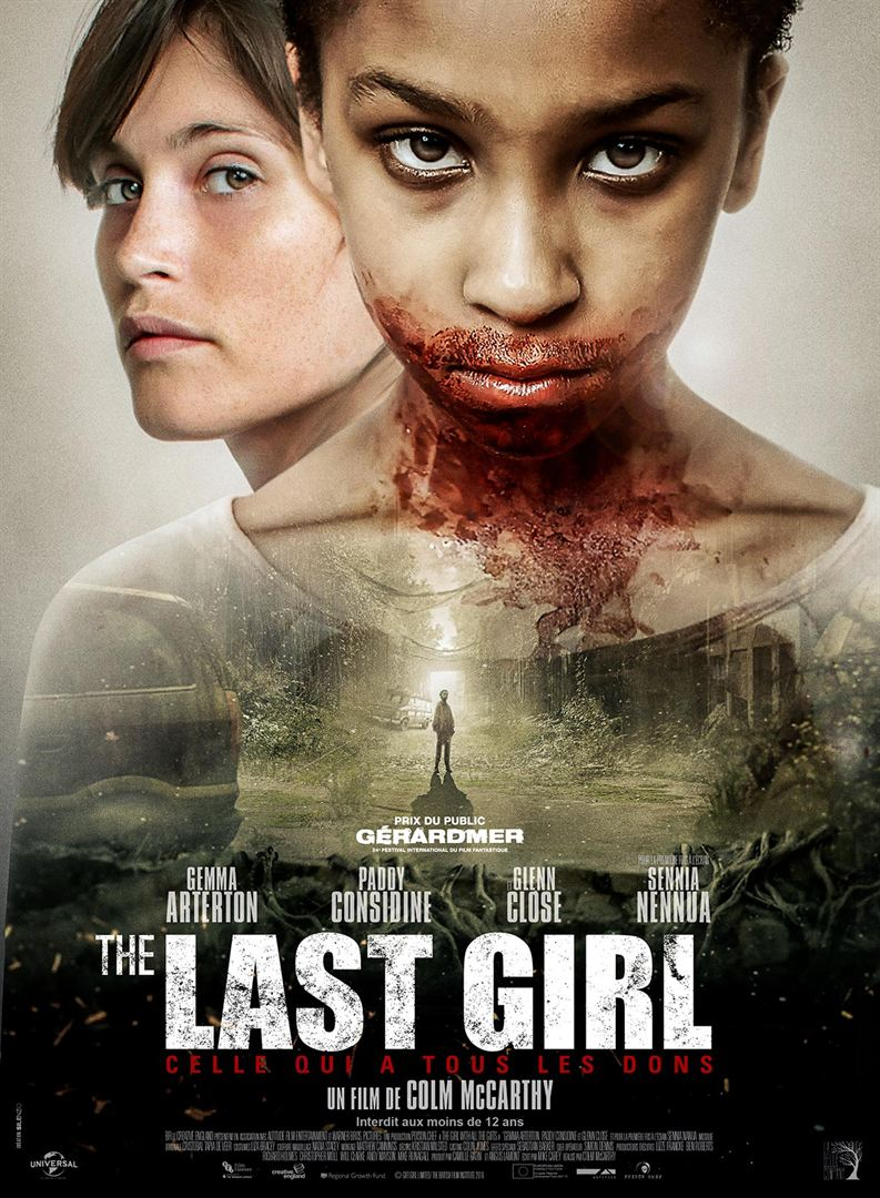 affiche du film The Last Girl: Celle qui a tous les dons