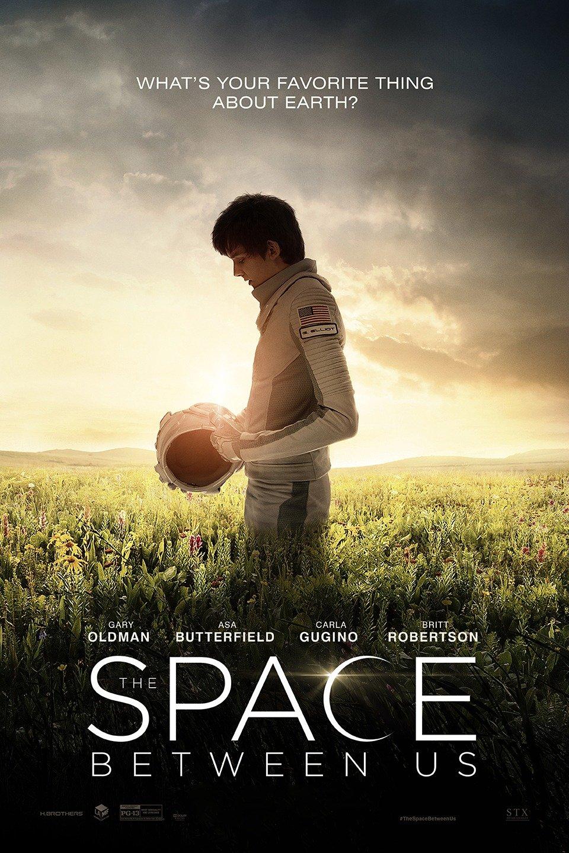 affiche du film L'espace qui nous sépare