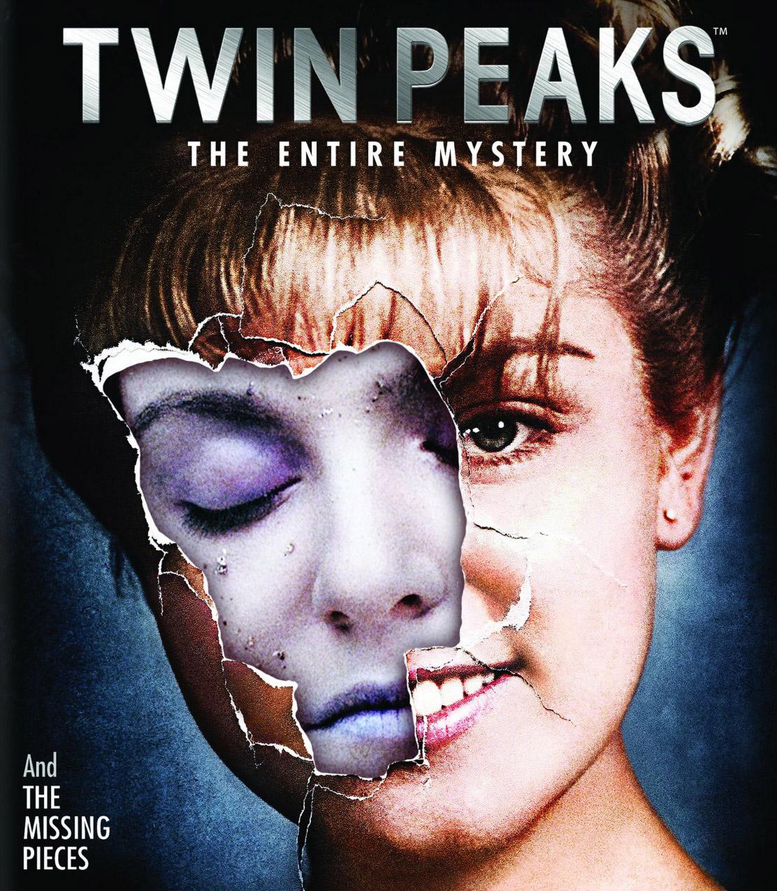 affiche du film Twin Peaks: The Missing Pieces