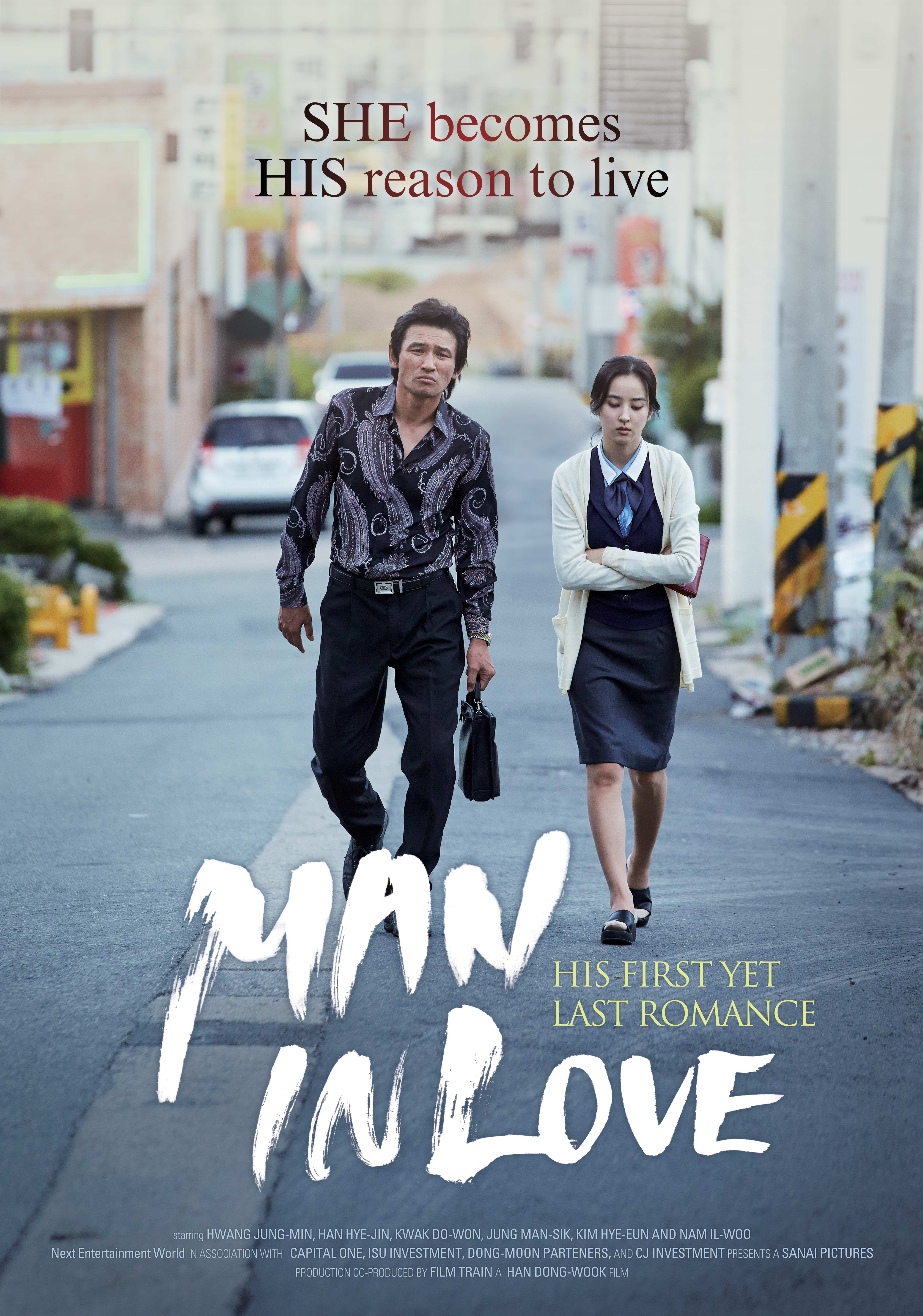 affiche du film Man In Love