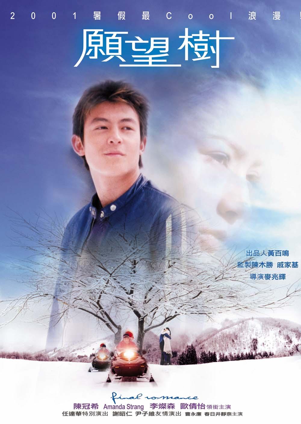 affiche du film Final Romance