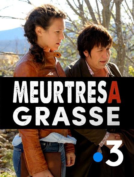 affiche du film Meurtres à Grasse (TV)