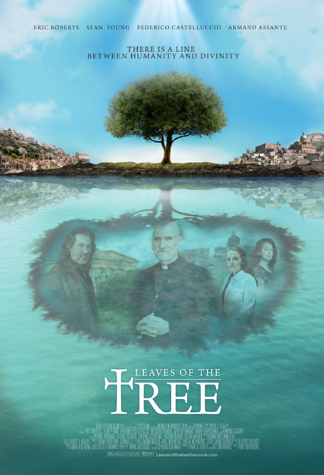 affiche du film Leaves of the Tree