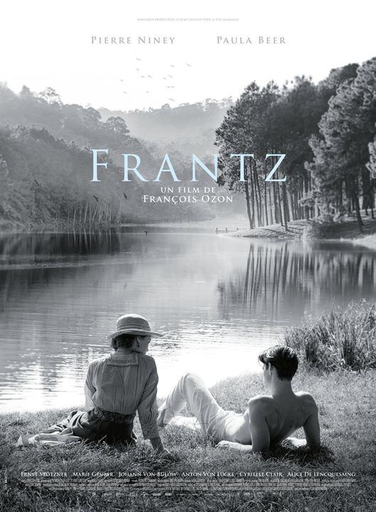 affiche du film Frantz
