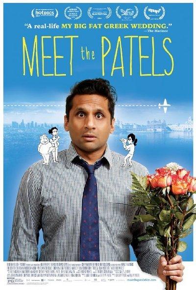affiche du film Meet the Patels