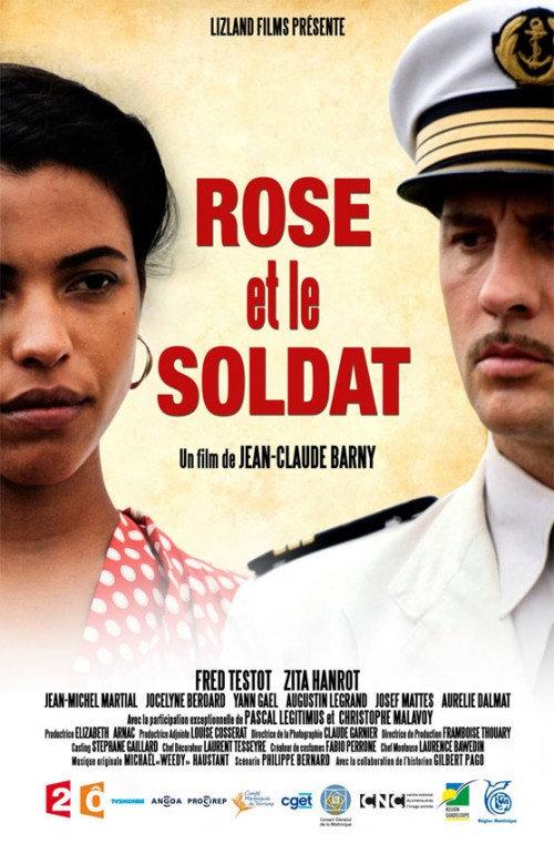 affiche du film Rose et le soldat (TV)