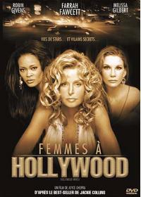 affiche du film Femmes à Hollywood
