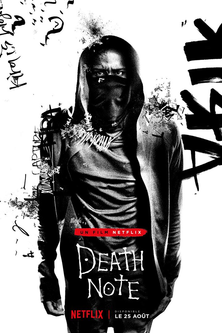 affiche du film Death Note
