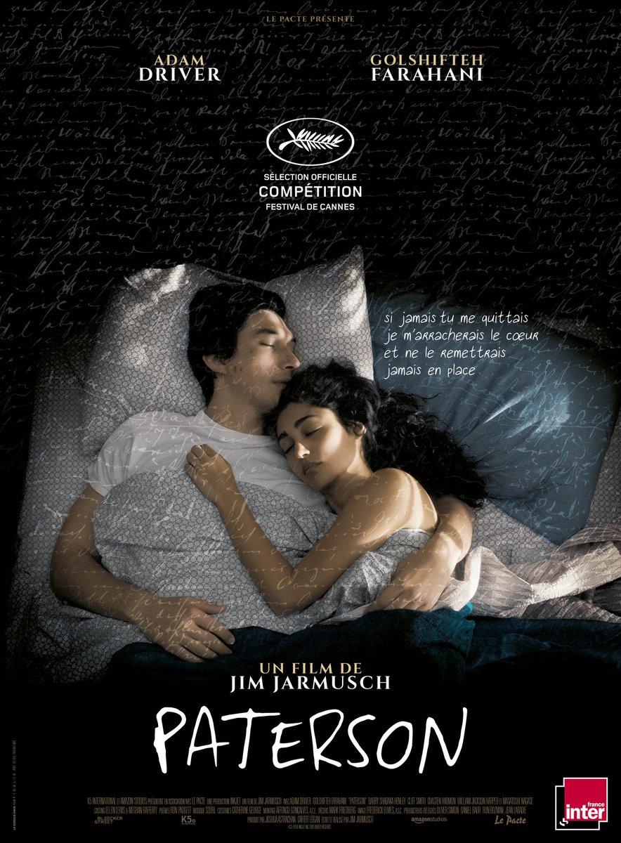 affiche du film Paterson
