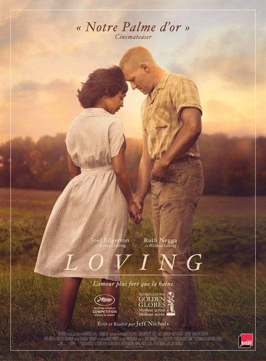 affiche du film Loving