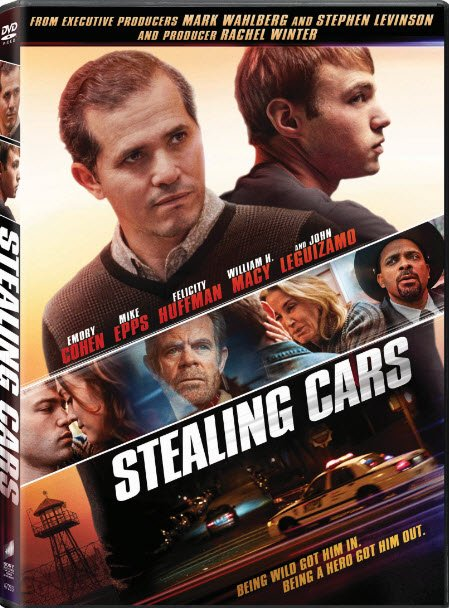 affiche du film Stealing Cars