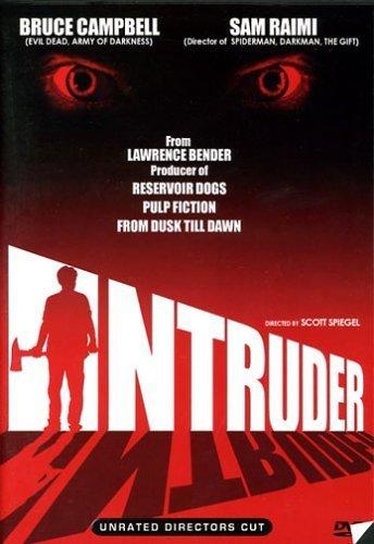 affiche du film Intruder
