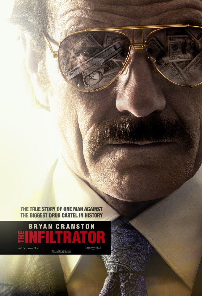 affiche du film Infiltrator
