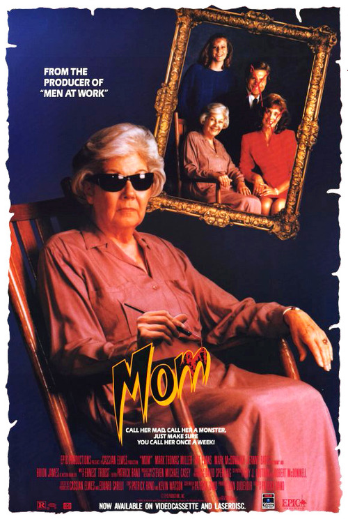 affiche du film Mom