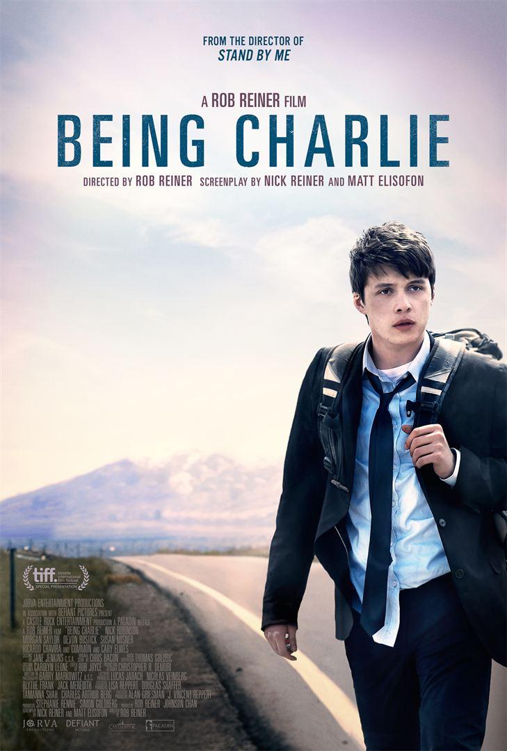 affiche du film Being Charlie