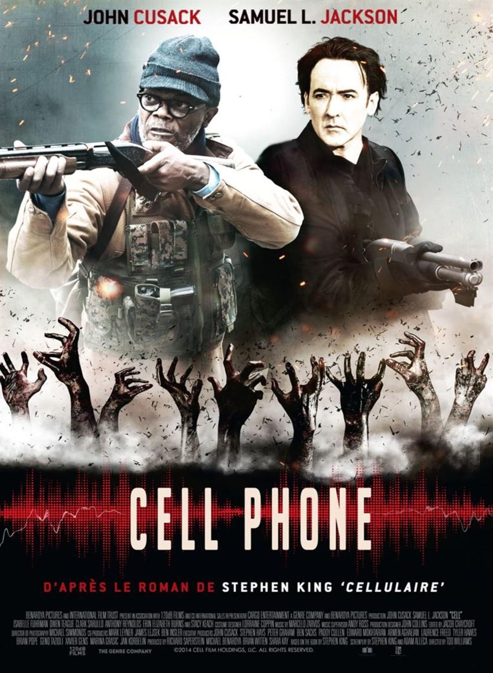 affiche du film L'appel des zombies