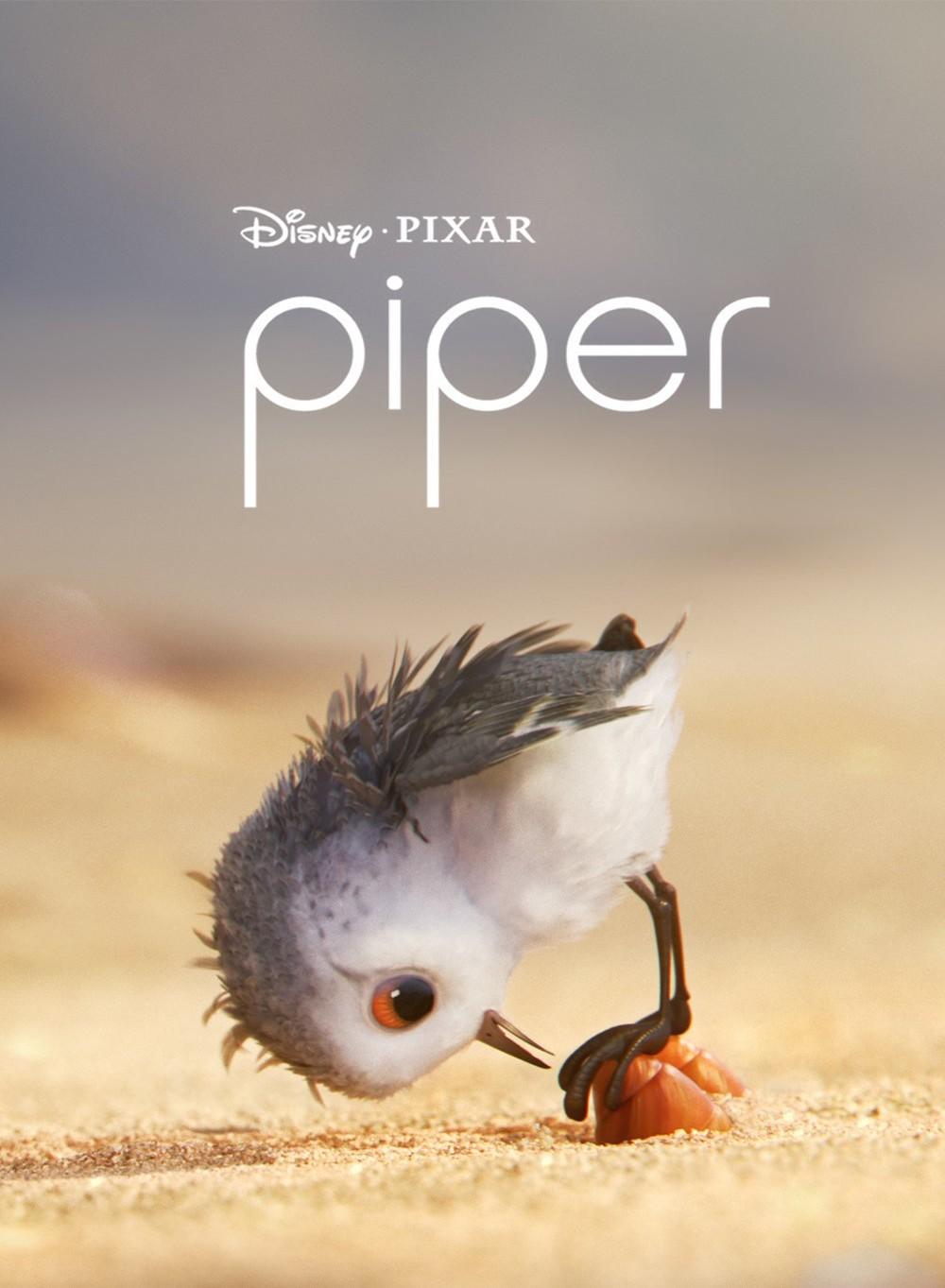 affiche du film Piper