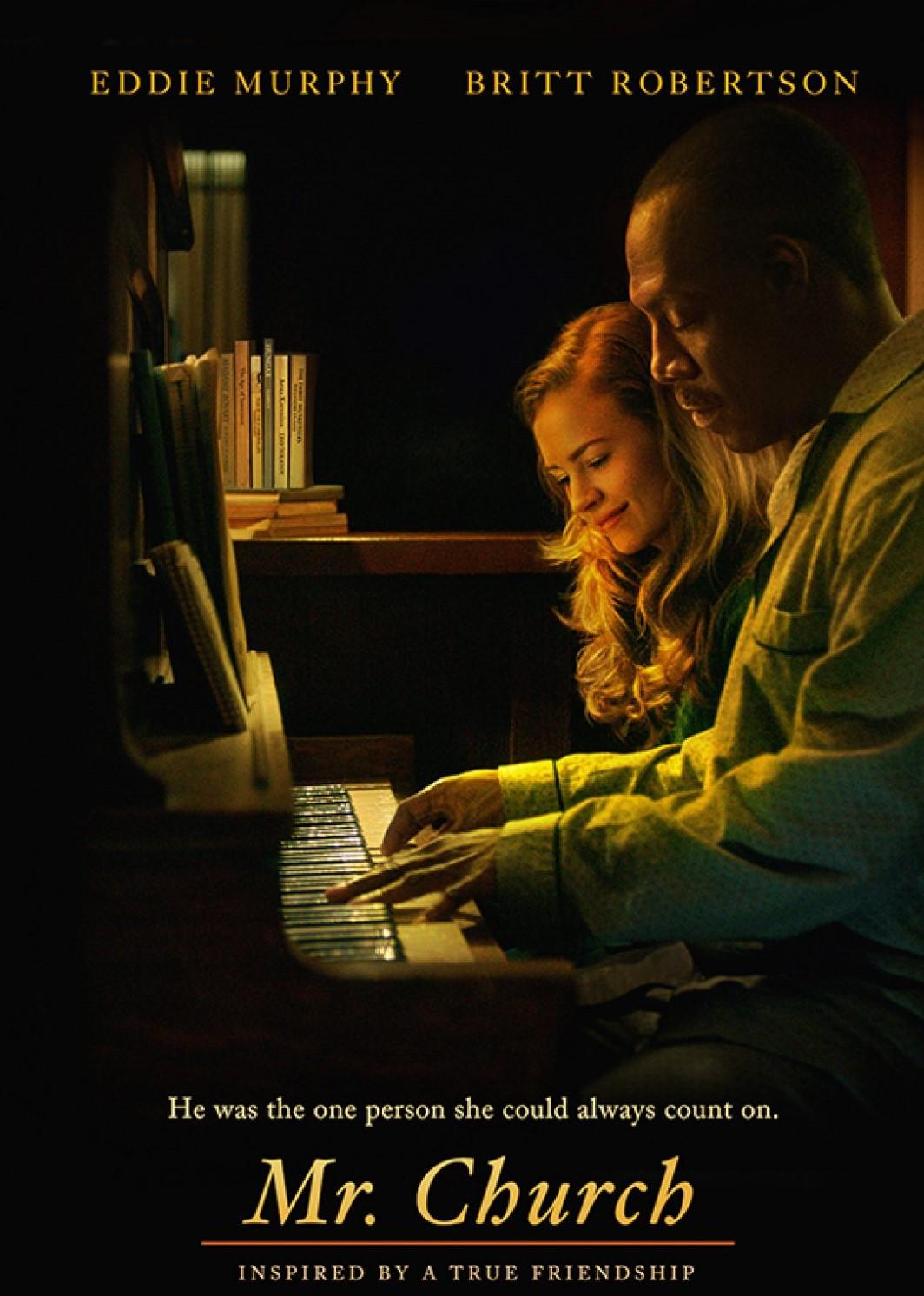affiche du film Mr. Church