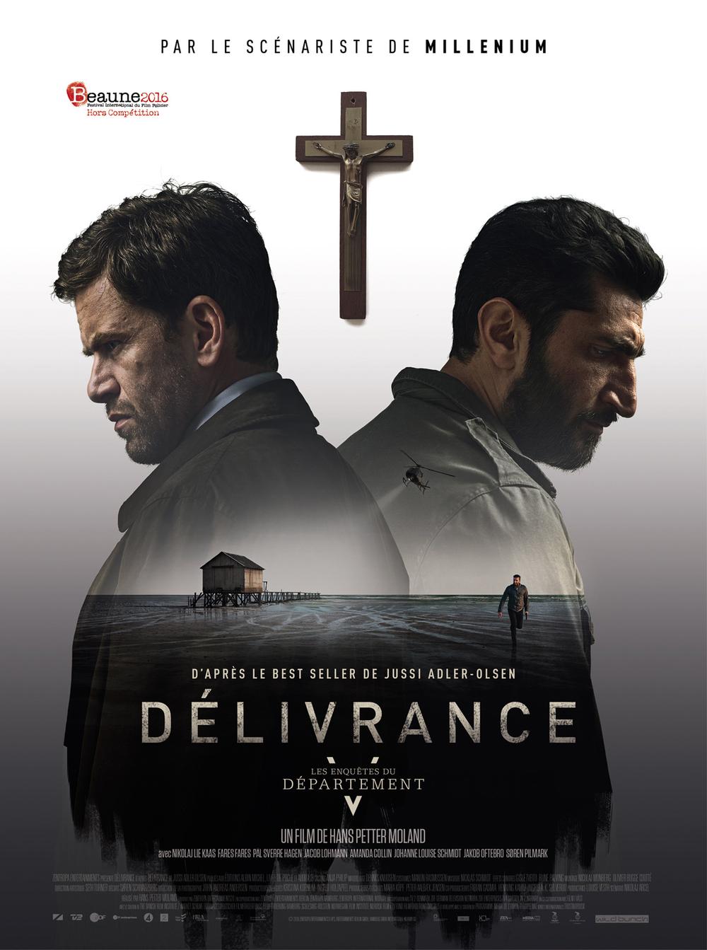 affiche du film Les Enquêtes du Département V : Délivrance