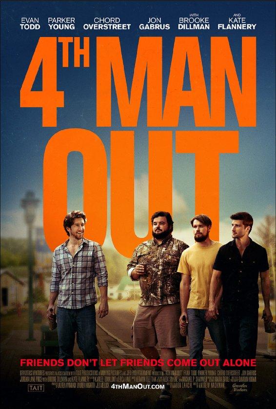 affiche du film Fourth Man Out