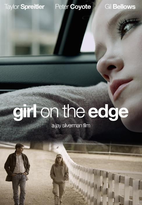 affiche du film Girl on the Edge