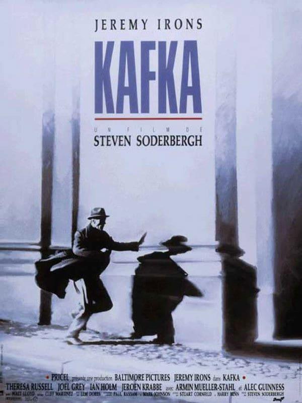 affiche du film Kafka