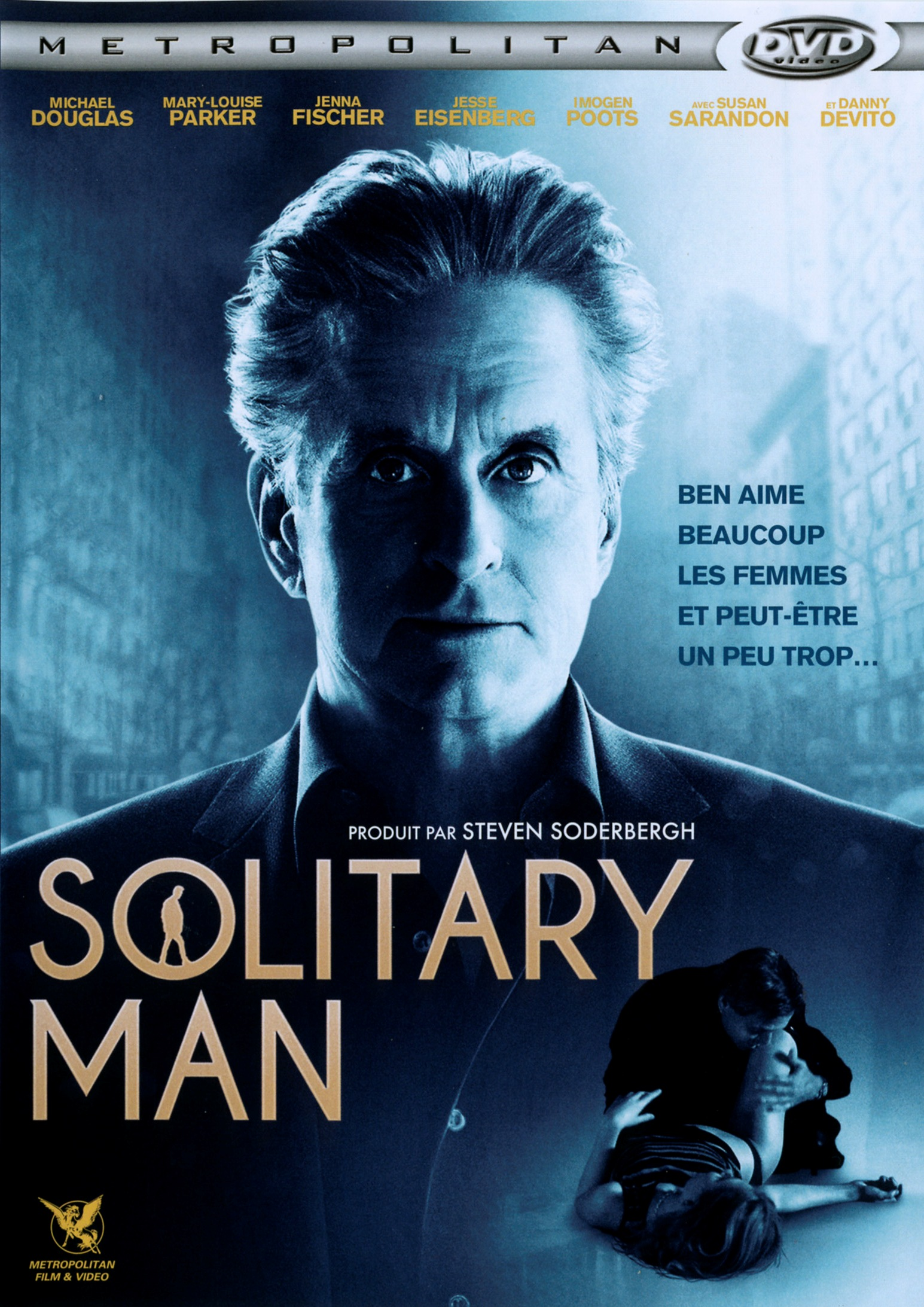 affiche du film Solitary Man