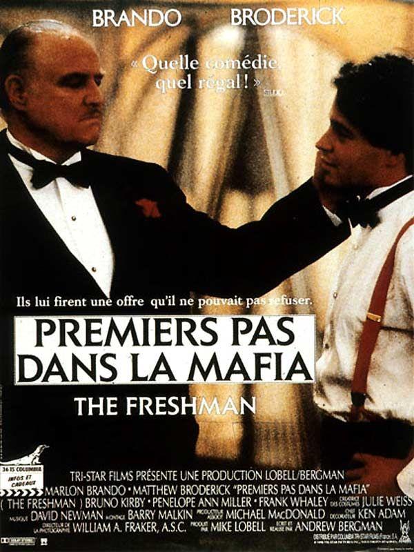 affiche du film Premiers pas dans la Mafia