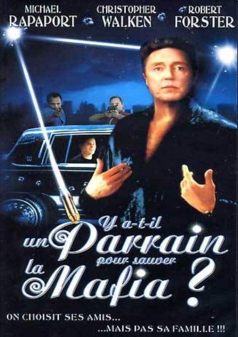 affiche du film Y a-t-il un parrain pour sauver la mafia?