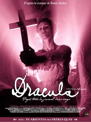 affiche du film Dracula, pages tirées du journal d'une vierge
