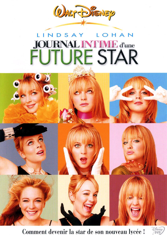 affiche du film Journal intime d'une future star