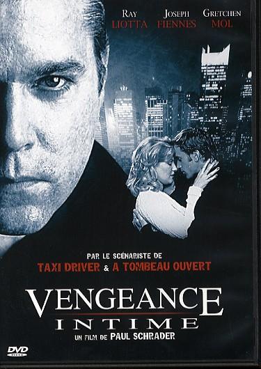 affiche du film Vengeance intime
