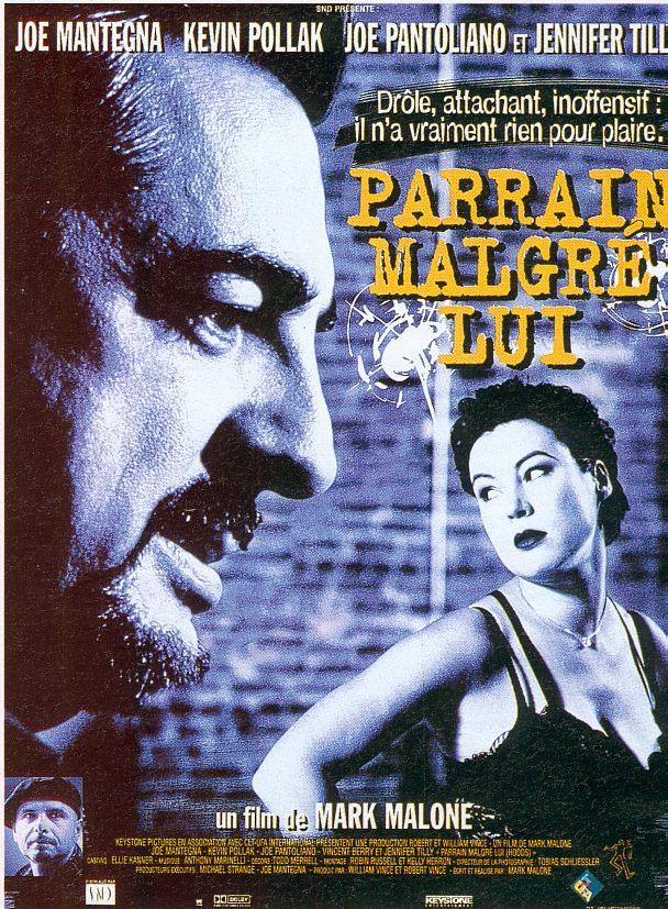 affiche du film Parrain malgré lui