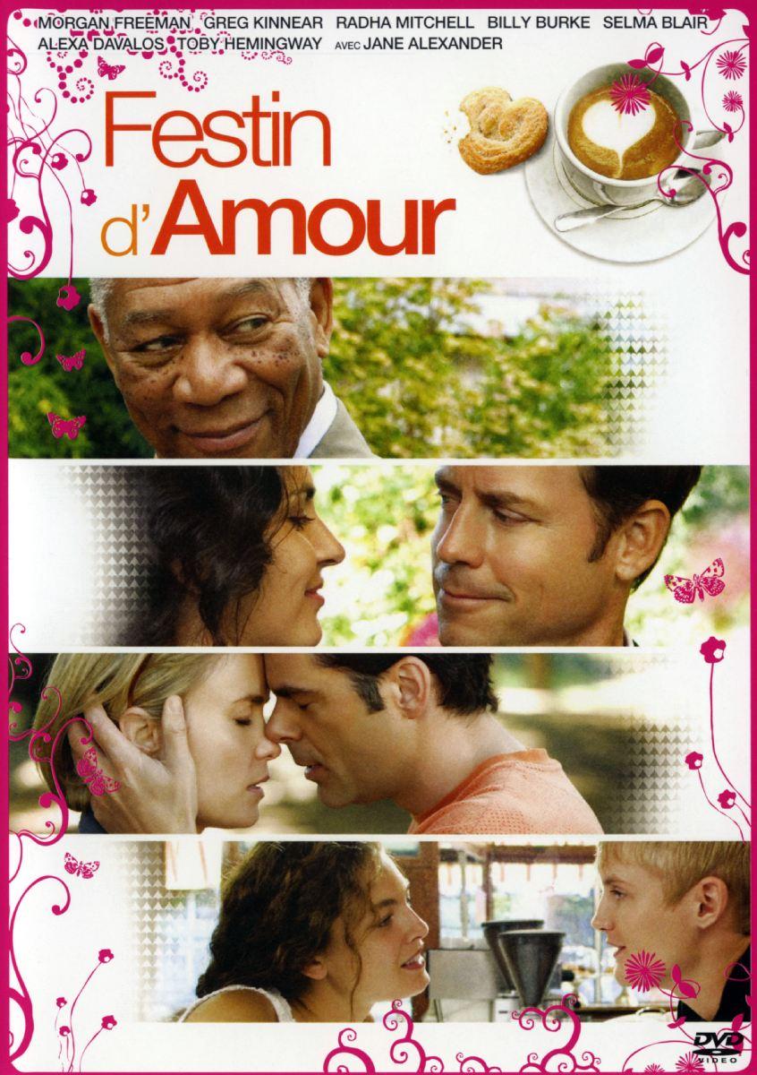 affiche du film Festin d'amour