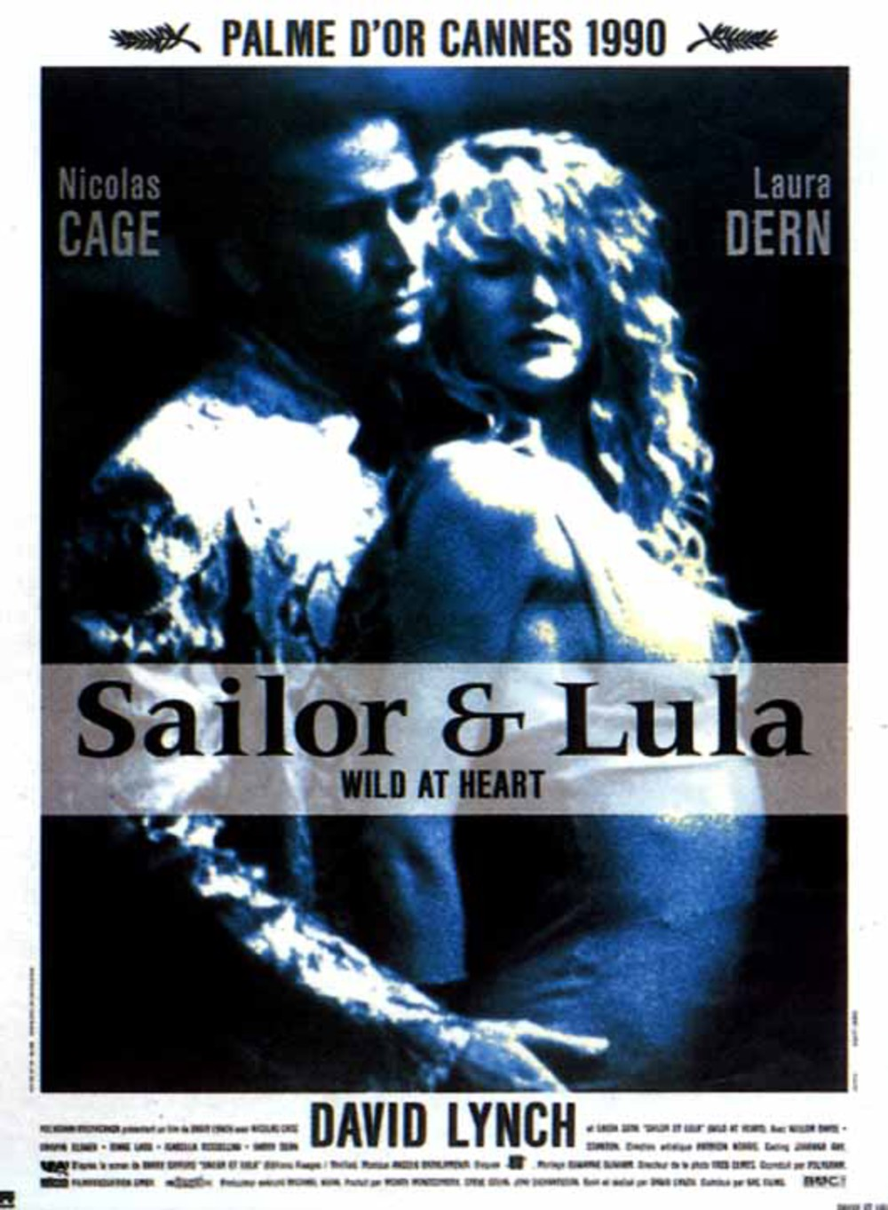 affiche du film Sailor & Lula