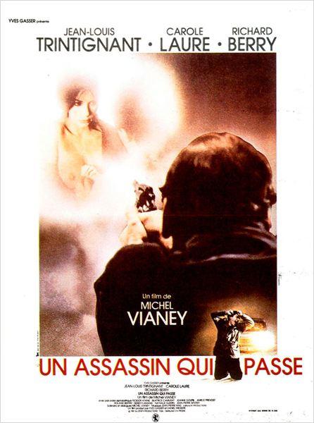 affiche du film Un assassin qui passe