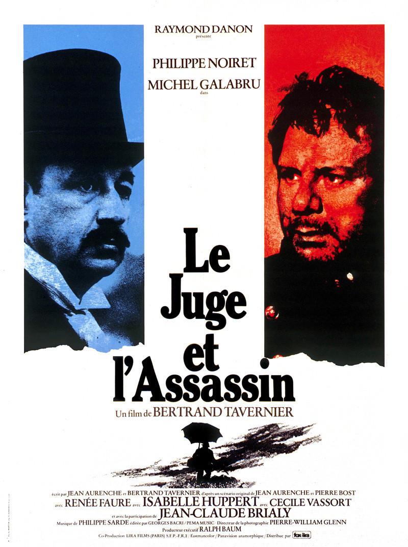 affiche du film Le Juge et l'Assassin