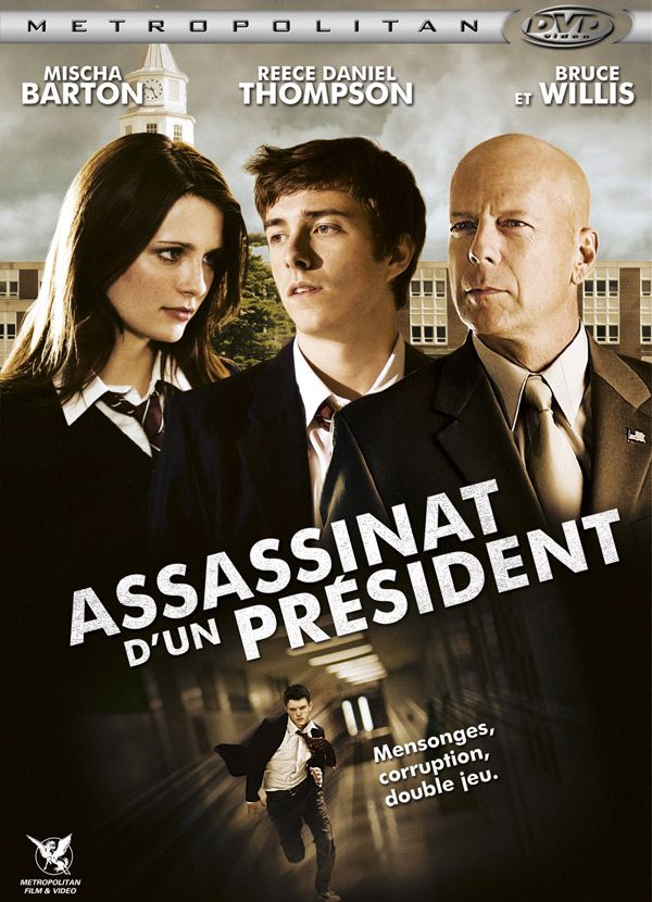 affiche du film Assassinat d'un Président