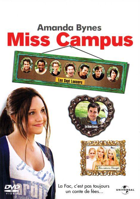 affiche du film Miss Campus