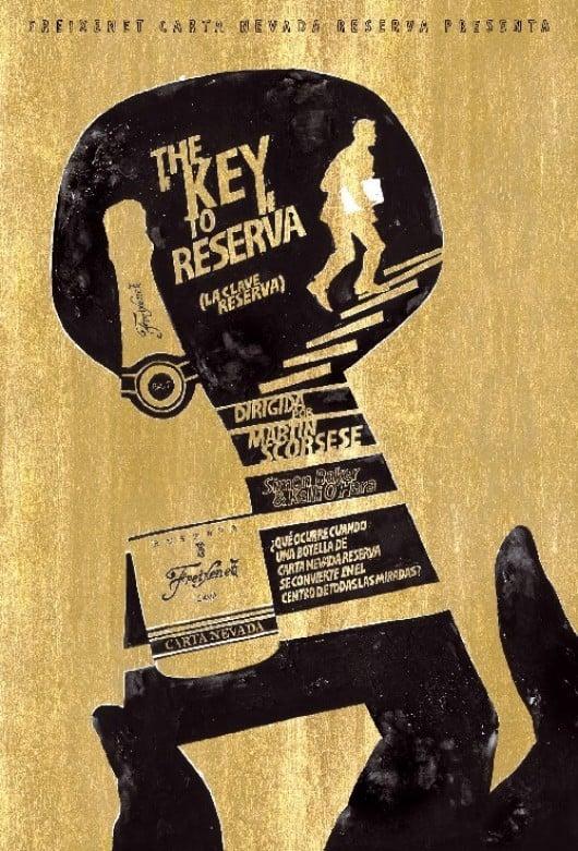 affiche du film La Clé de la réserve