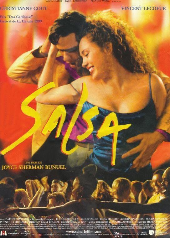 affiche du film Salsa