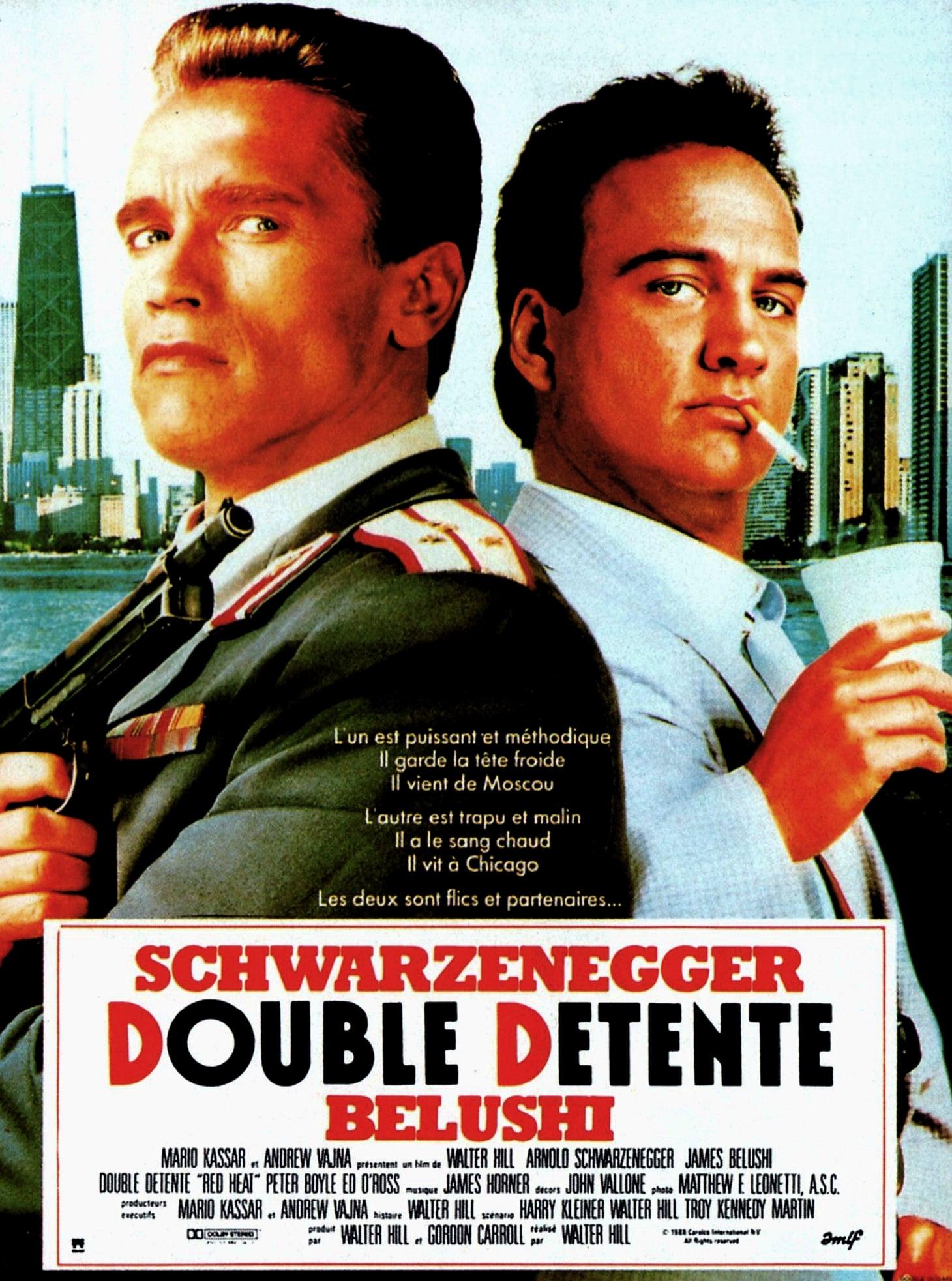 affiche du film Double détente