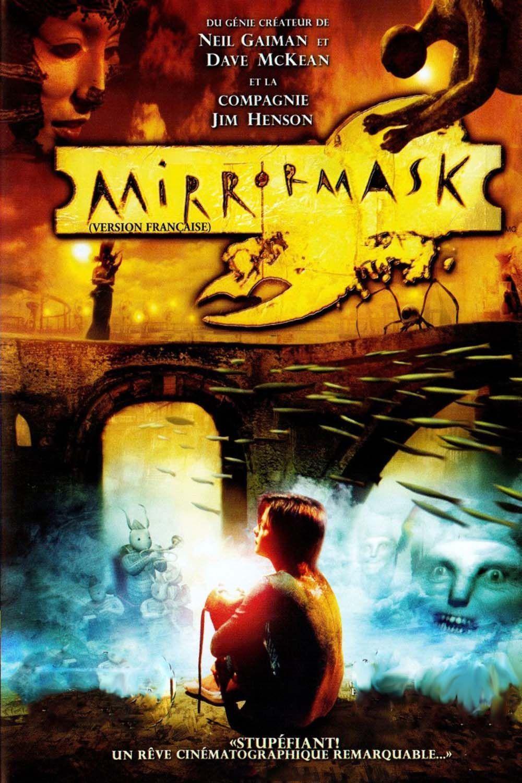 affiche du film Mirrormask