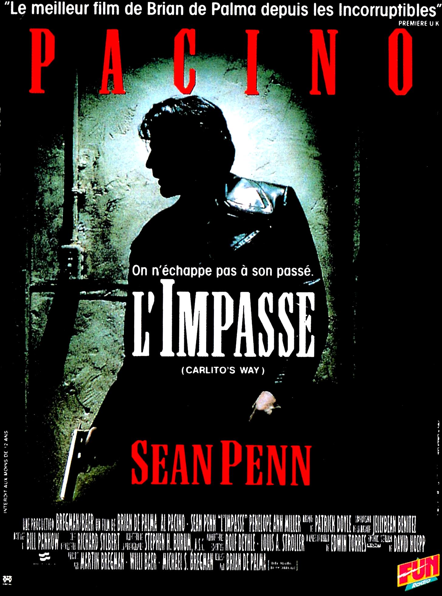 affiche du film L'Impasse