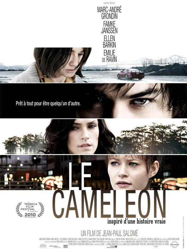 affiche du film Le Caméléon