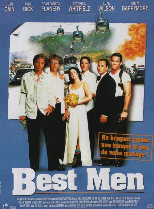 affiche du film Best Men