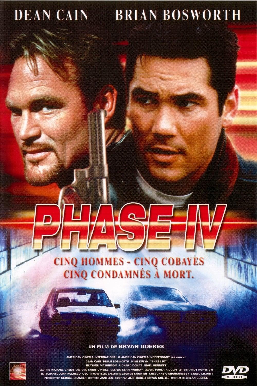 affiche du film Phase IV
