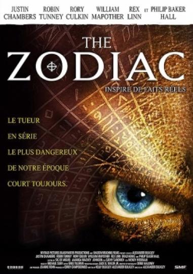 affiche du film The Zodiac