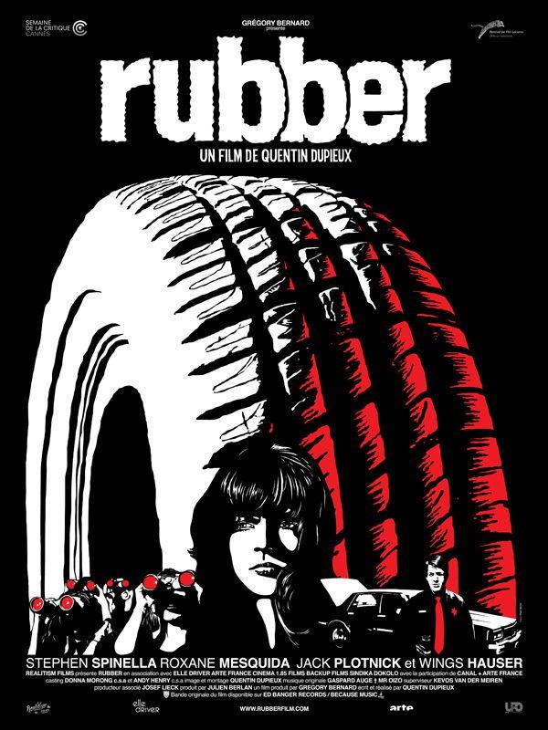 affiche du film Rubber