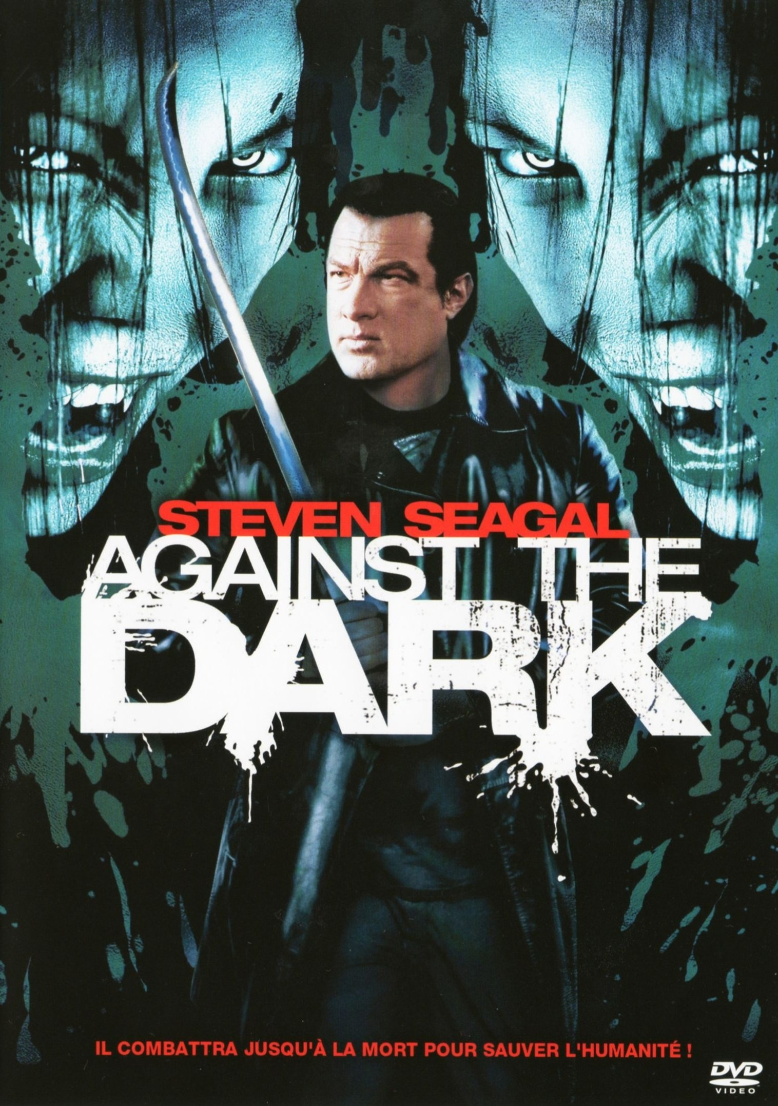 affiche du film Against the Dark